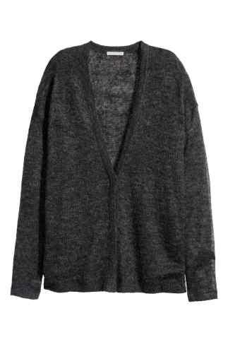 Gilet en Maille lâche H&M, 24,99€ Réf.: 0311284005